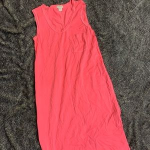Sundress/bathing suit cover up